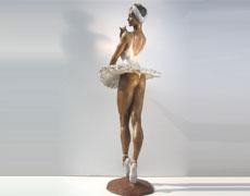 Ballerina-statue-bronze-ballet-dancer-sculpture-Ballerina
