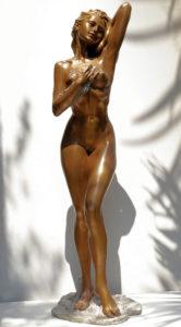 Bronze-statues-of-women-sculptures-artistic-nudes-Desirè-year-2001-sl