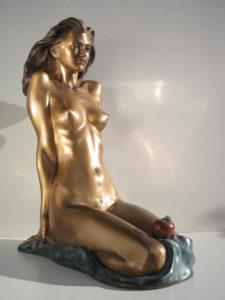 Bronze-statues-of-women-sculptures-artistic-nudes-Forbidden-dreams-year-2003-sl
