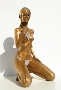 Bronze-statues-of-women-sculptures-artistic-nudes-Topes-cm-52x28x26-year2002-sl