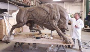 italian-bronze-statues-made-with-lost-wax-casting-technique-vittorio-tessaro