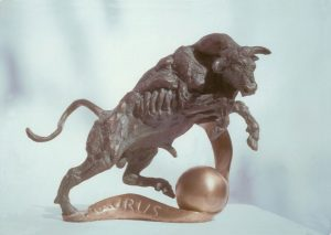 Bronze-sculptures-Sign-Of-The-Zodiac-Star-Sign-code-70-2-Taurus-year-1997