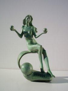Bronze-sculptures-Sign-Of-The-Zodiac-Star-Sign-code-70-7-Libra-cm26x18x12-year-1997