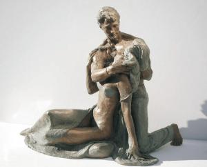 Bronze-statues-sculptures-Lovers_01