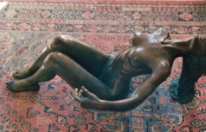 Bronze-table-stand-in-the-shape-of-a-naked-woman-Tavolo-Nudo-c1-code-60-cm40x98x58-year-1996