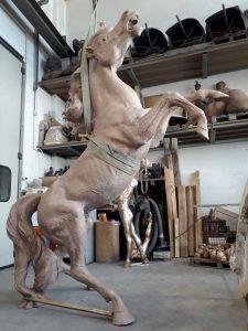 bronze-horse-custom-sculptures-life-size-statuette-for-sale-01