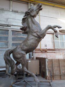 bronze-horse-custom-sculptures-life-size-statuette-for-sale-02jpg
