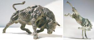statues-of-animals-sculptures-horses-bulls-in-bronze-cover01